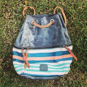 The Sak Distressed Backpack